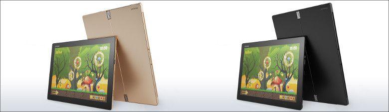 Lenovo ideapad MIIX 700 2色展開