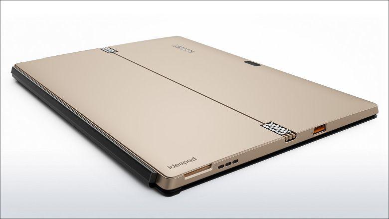 Lenovo ideapad MIIX 700 背面