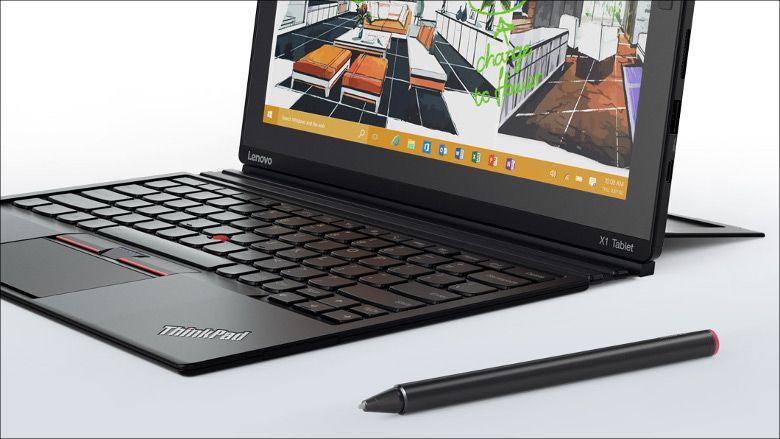 Lenovo ThinkPad X1 Tablet キーボード