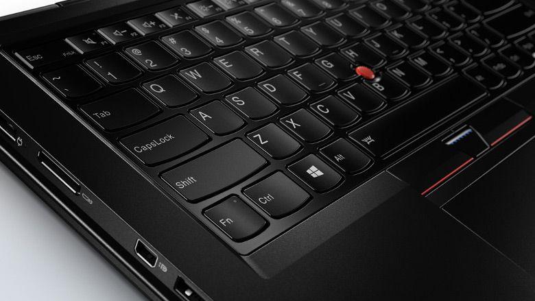 ThinkPad X1 Yoga キーボード