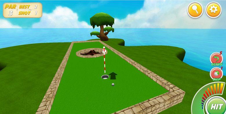 Mini Golf Stars 2 第2打