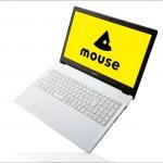 Mouse m-Book B500E - 限定1万台の記念モデル、15.6インチで39,800円