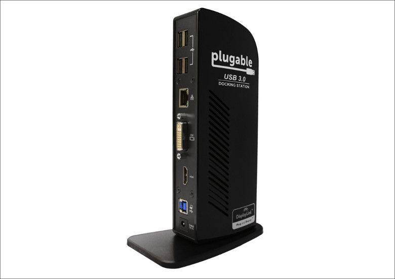 Plugable Technologies ドッキングステーション UD-3900