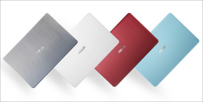 ASUS VivoBook X540LA カラー