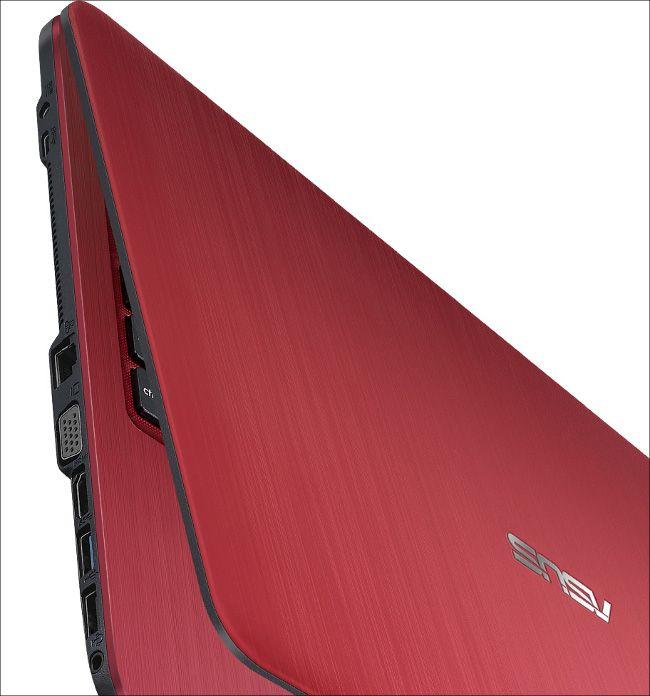 ASUS VivoBook X540LA ポート類