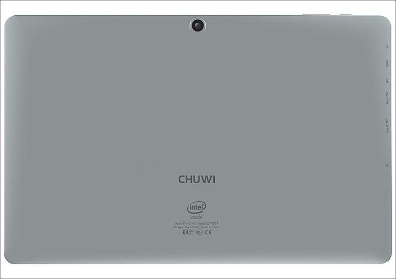 Chuwi HiBook 背面
