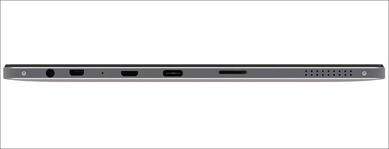 Chuwi HiBook ポート類