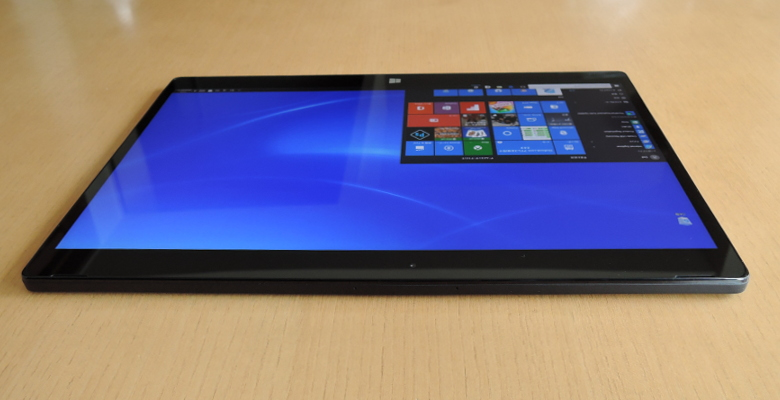 DELL XPS 12 上面