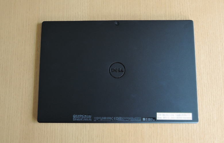 DELL XPS 12 背面