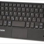 KKmoon 59キー  超薄型Bluetooth キーボード - 8インチタブレットと一緒に使うといいかな(実機レビュー)