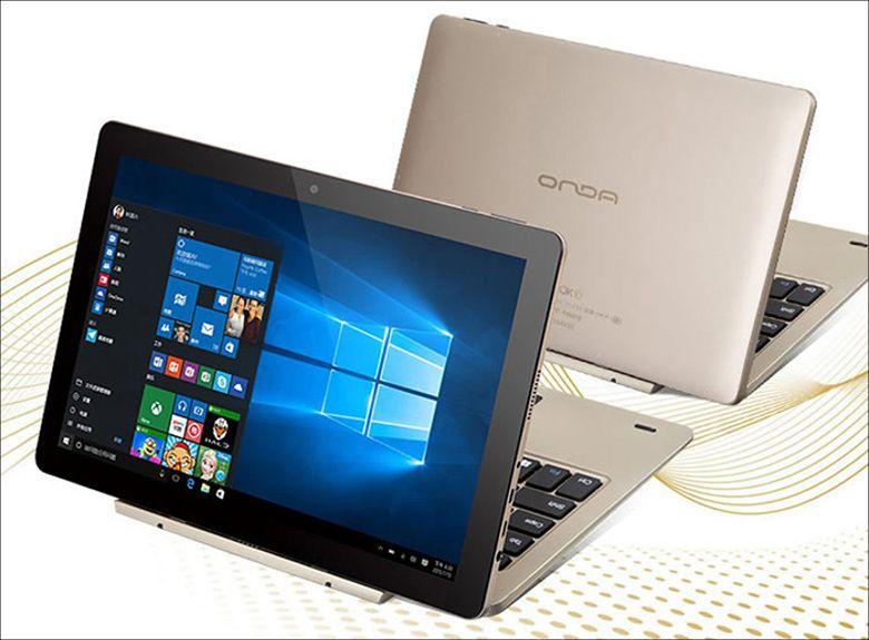 Onda oBook 10 ディスプレイモード