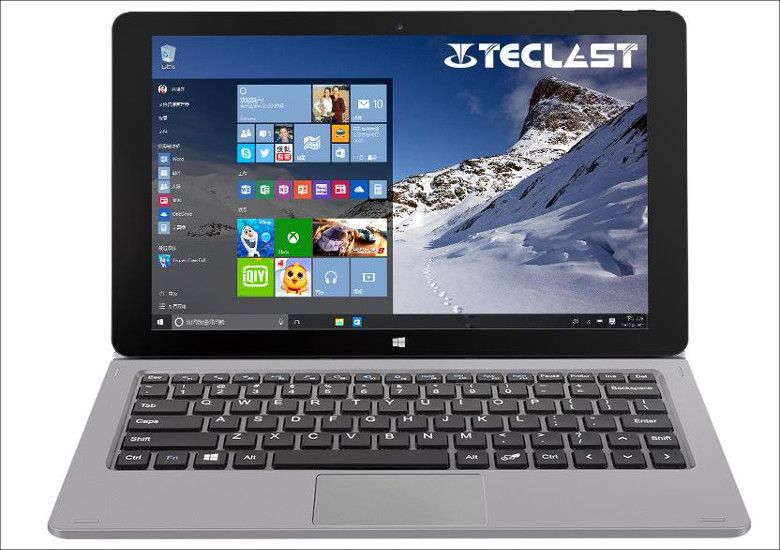 Teclast TBook 11 正面