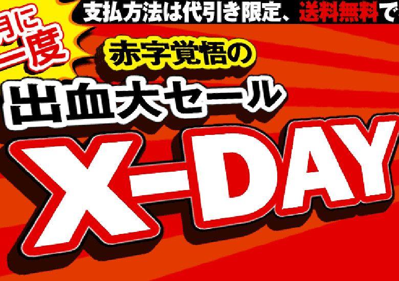 NTT-Xストア X-DAY