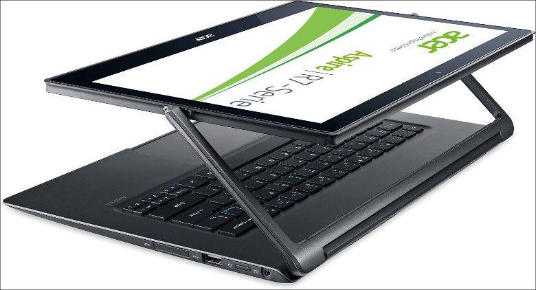 Acer Aspire R7-371T-F58Q Ezel Aeroヒンジ