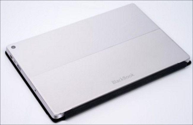 BlackBook 背面