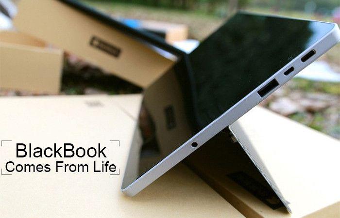 BlackBook 側面