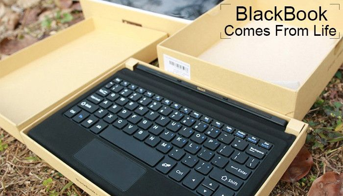 BlackBook キーボード