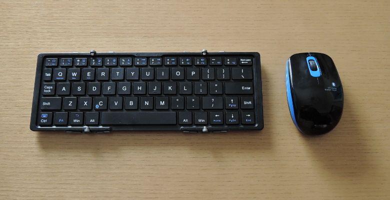 ドスパラ Diginnos Stick DG-STK2S Bluetooth マウスとキーボード