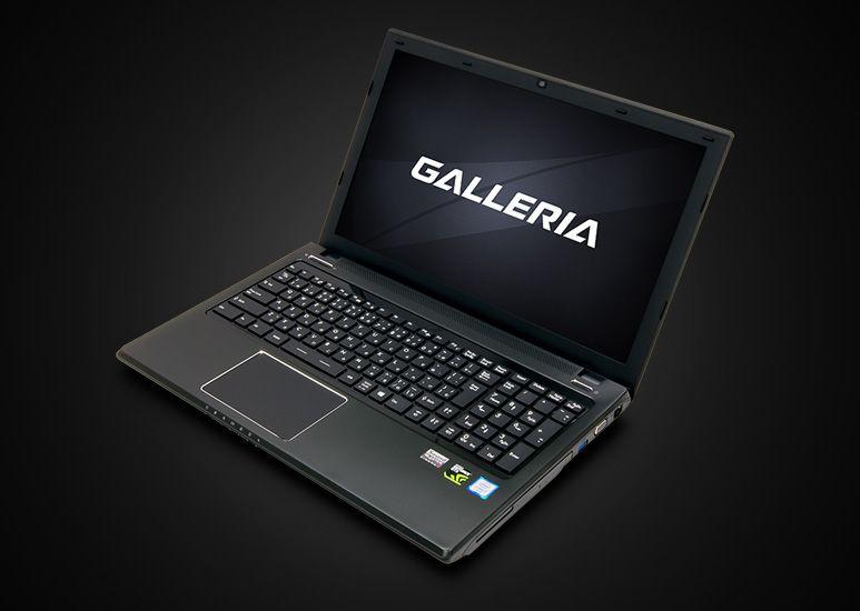 ドスパラ Galleria QSF960HE