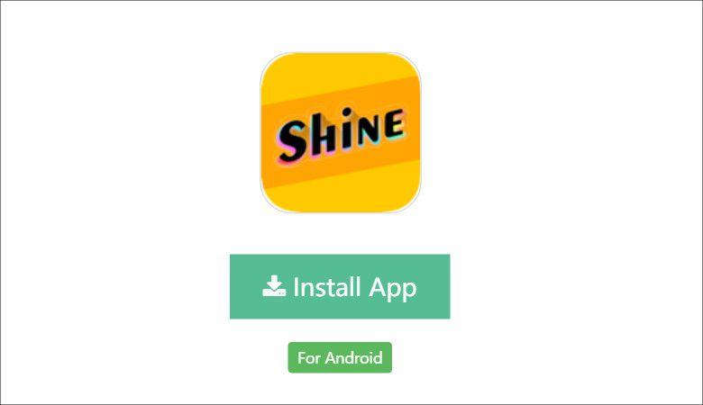EC Technology SHINE 専用アプリ