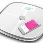 Koogeek スマートスケール - 専用アプリで健康管理!ハイテクw 体重計