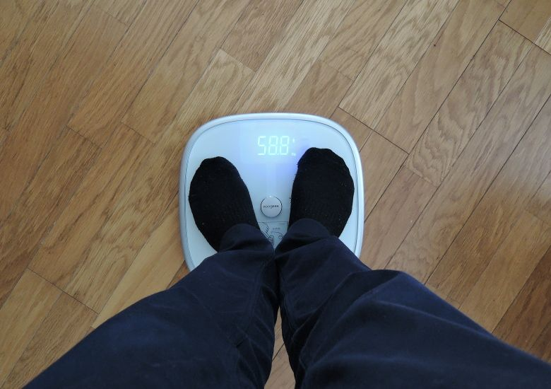 Koogeek スマートスケール体重測定