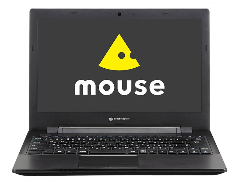 マウス LuvBook J 正面