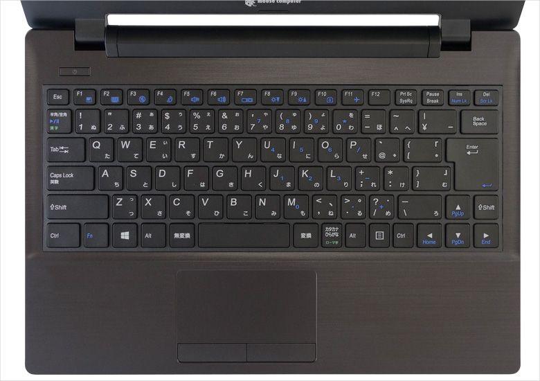 マウス LuvBook J キーボード
