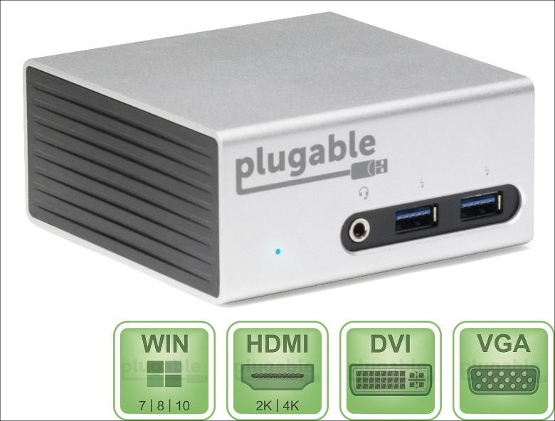 Plugable UD-5900 本体