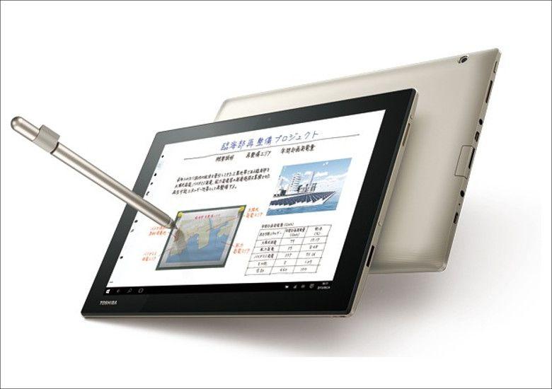 TOSHIBA dynabook Tab S80/A