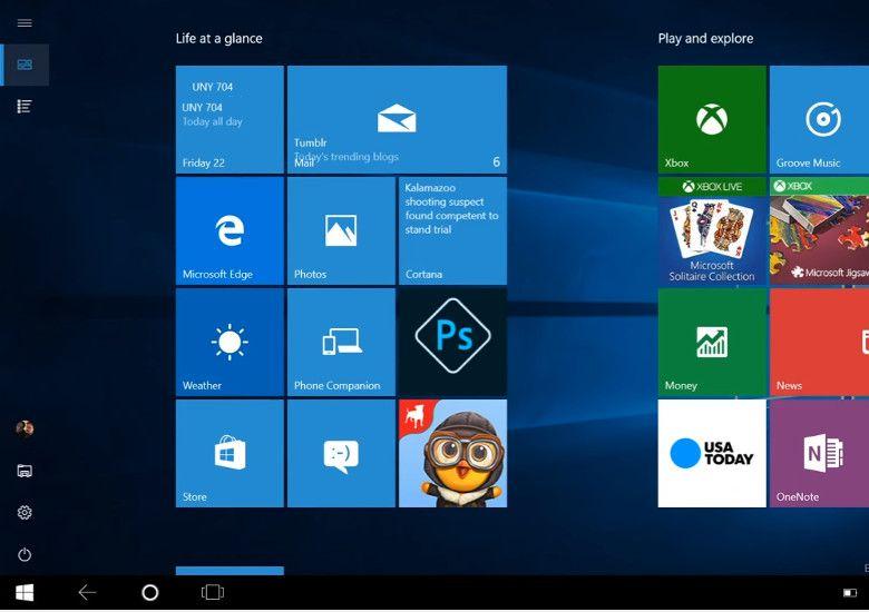 Windows 10 ビルド14328