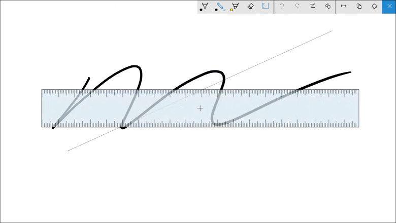 Windows Ink Sketch Pad