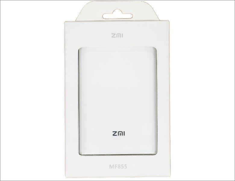 ZMI MF855 パッケージデザイン