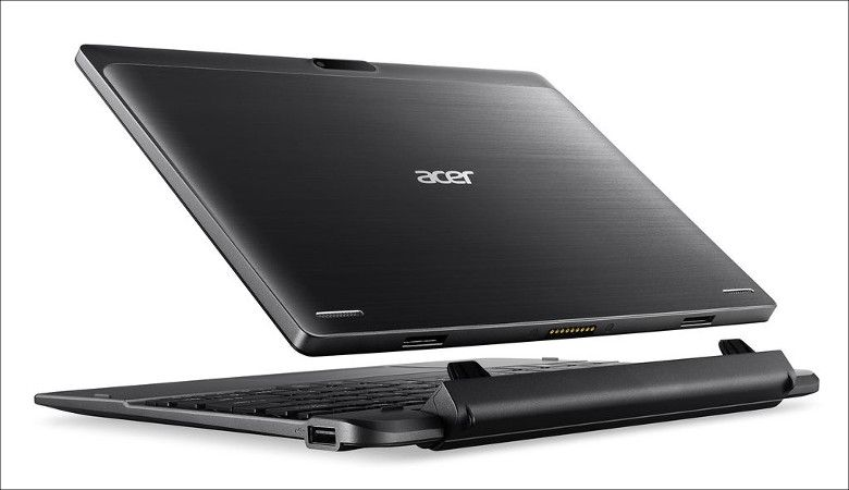 acer Switch One 背面