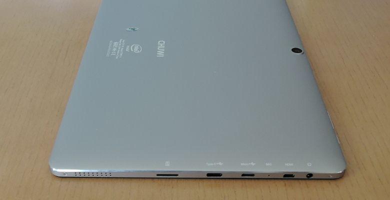 Chuwi HiBook 左側面