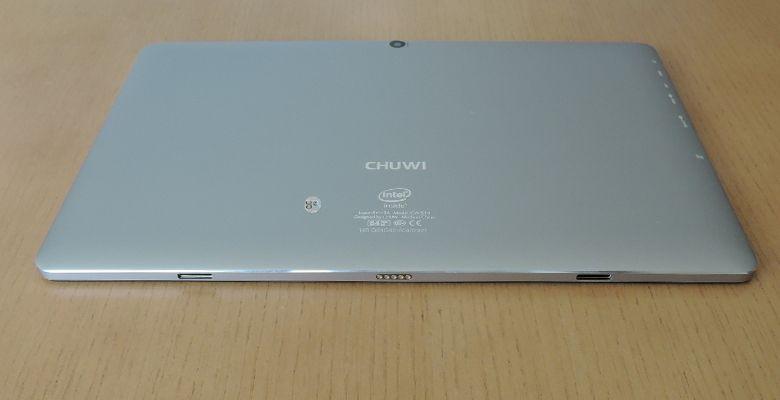 Chuwi HiBook 底面