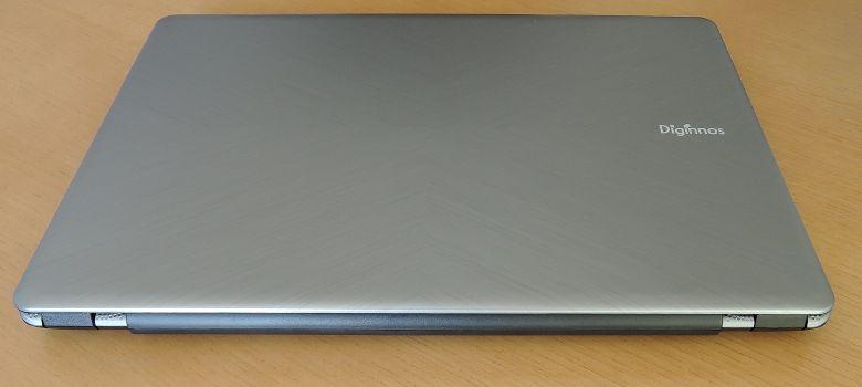 ドスパラ Critea DX10 背面