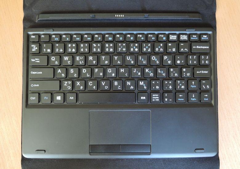 ドスパラ Diginnos DG-D10IW3 キーボード