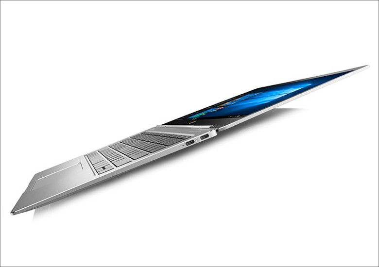 HP EliteBook Folio G1開口