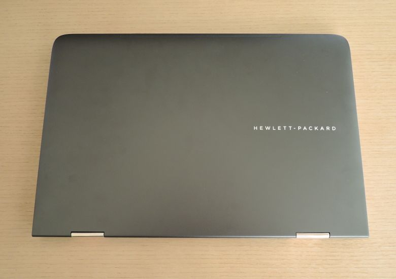 HP Spectre 13 x360 Limited Edition 天板