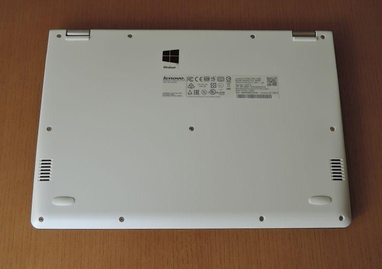 Lenovo YOGA 700 底面