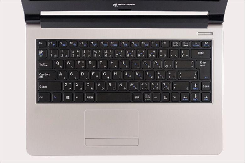 マウス LuvBook B キーボード