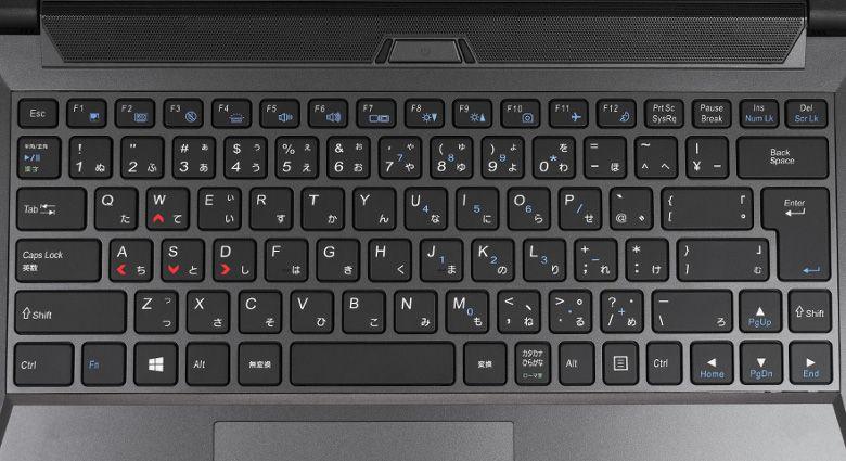 マウス NEXTGEAR NOTE i4600 キーボード