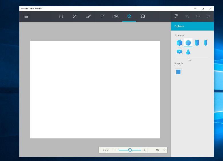 Microsoft Paint ストアアプリ2