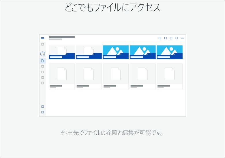 OneDrive UWP版