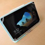 PureGear Universal Tablet Folio - トレンドの手帳型ケースをタブレットにも(実機レビュー)