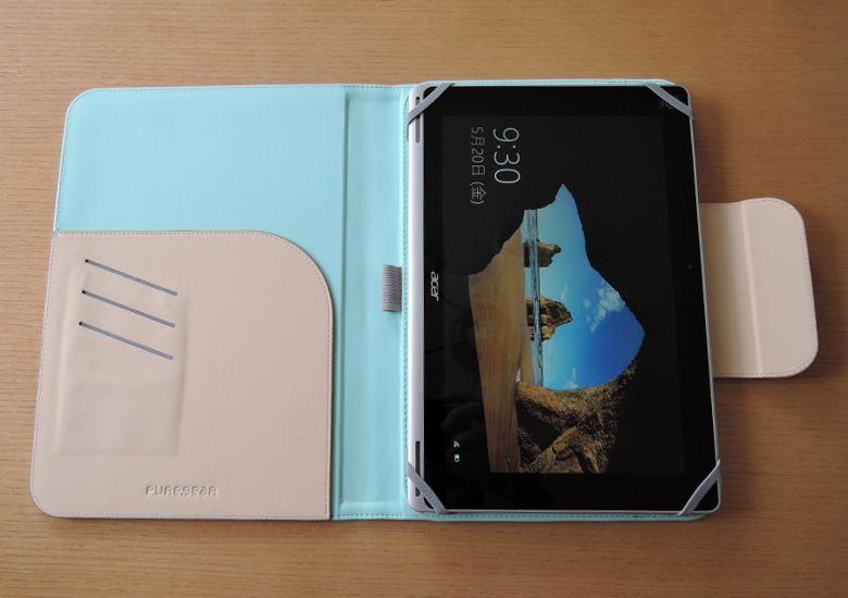 PureGear Universal Tablet Folio 10.1インチサイズ