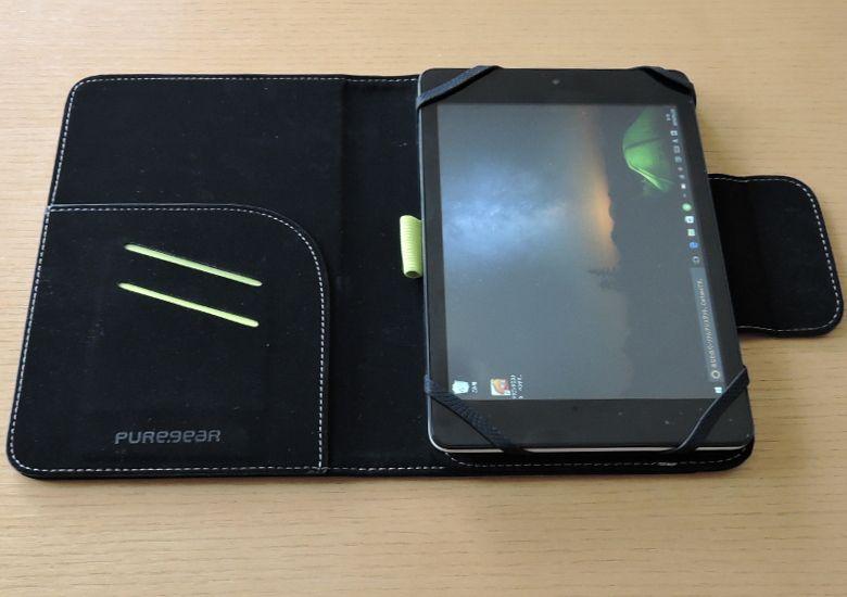 PureGear Universal Tablet Folio 7.5インチタブレット