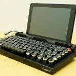 QWERKYWRITER - レトロなキーボード、ひとつほしいけど、実用品としては?