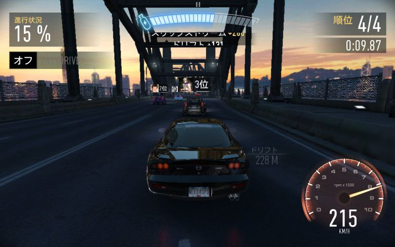 Teclast X10 3G Need For Speed No Limits